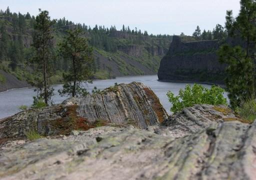 Inland Northwest Lakes Bonnie Lake