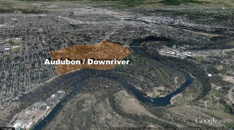 Audubon-Downriver, Spokane