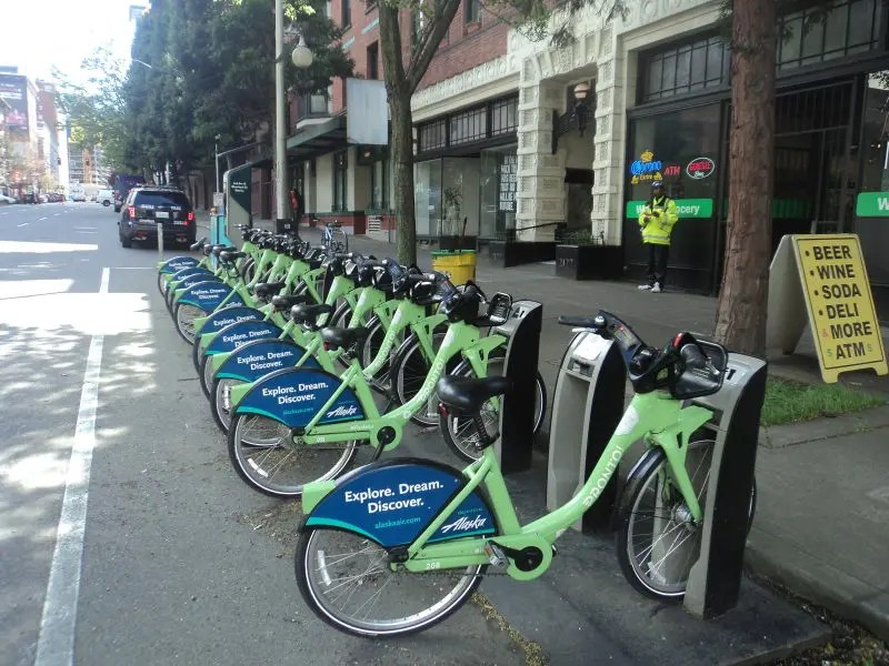 Seattle Public Use Bikes