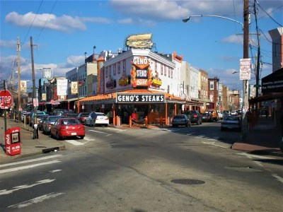 Geno's Steaks Phili