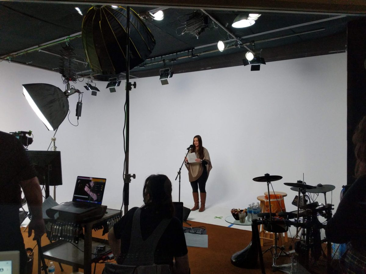 Live Fundraising in the Studio for Nonprofits