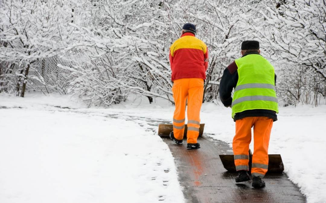 3 Benefits of Professional Snow Removal in Spokane Valley