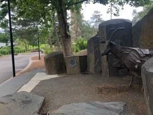 Garbage Goat Riverfront Park