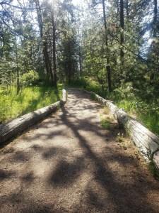 Spokane biking trails