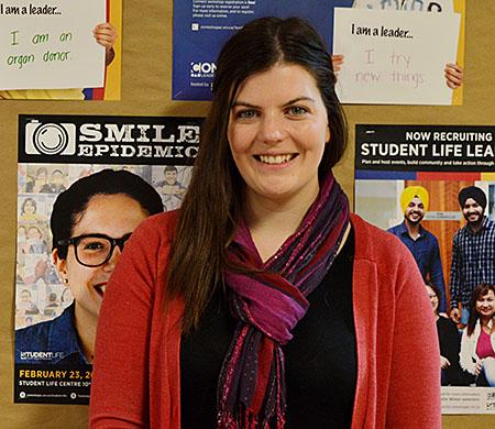 Sarah Veenstra