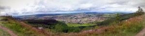 Panoramic view of Guisborough