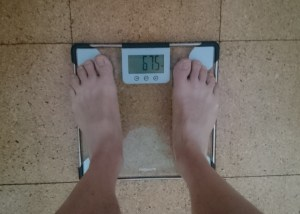 On the scales...