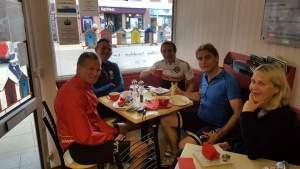 In Cafe Main, Cromer