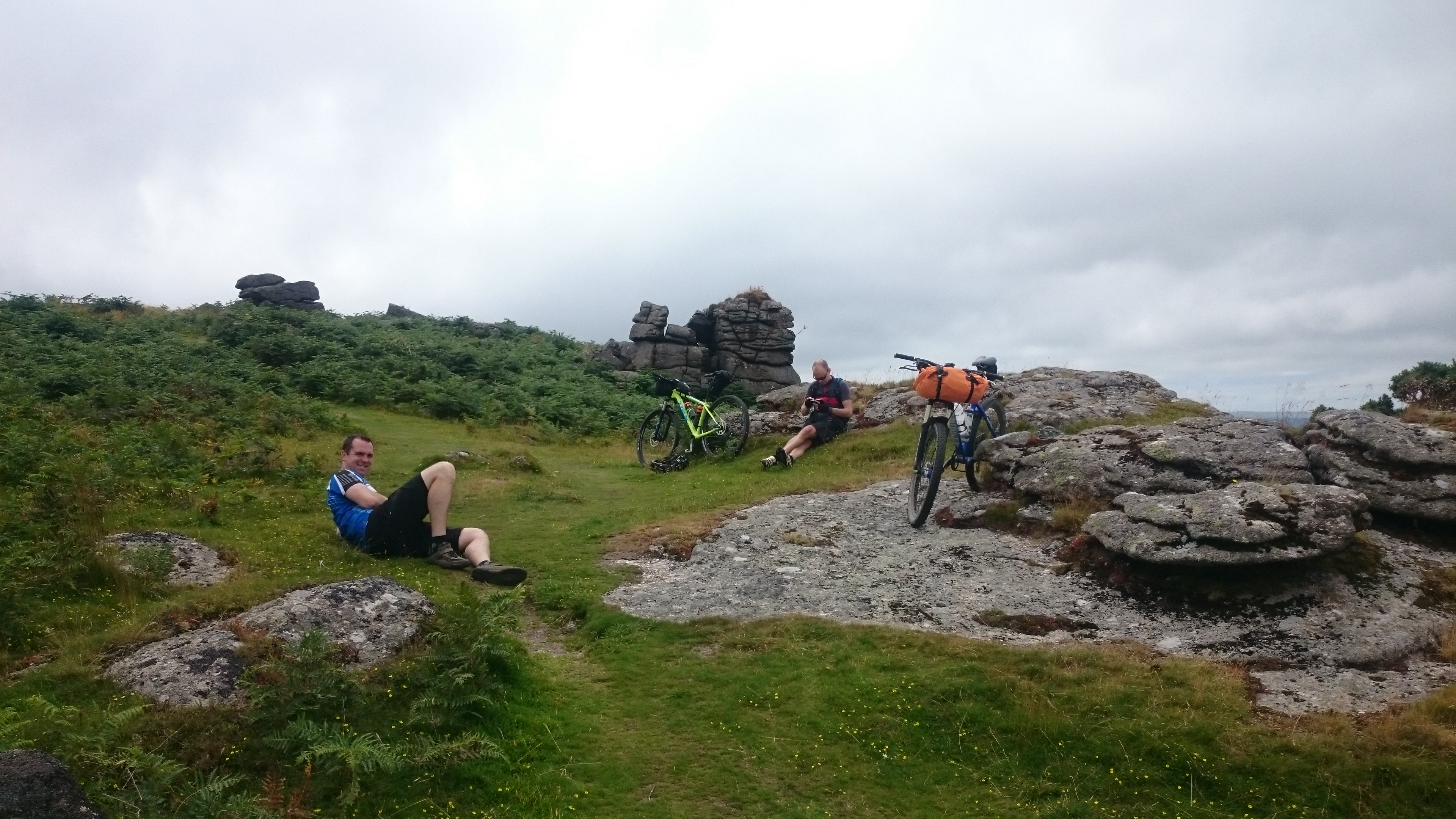 Dartmoor Epic 2016, Day 1
