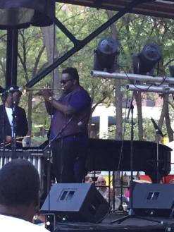 Marquis Hill Blacktet Mears Park/St.Paul June 27