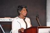Keynote speaker Michelle Perdue of Speak To Advance Communications.