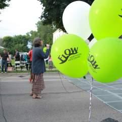 11th Annual FLOW Northside Arts Crawl, Thursday July 30.