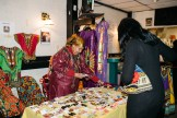 In addition to the panel discussion, attendees enjoyed shopping with local vendors.