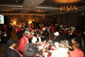 9th Annual Big Hat Luncheon drew a full crowd!