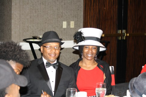Tyrus Hayes and Stacy Pratt