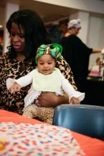 Nekima Levy-Pounds with daughter Assata