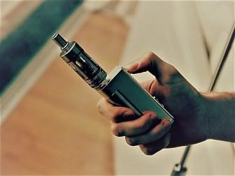 vaping tobacco