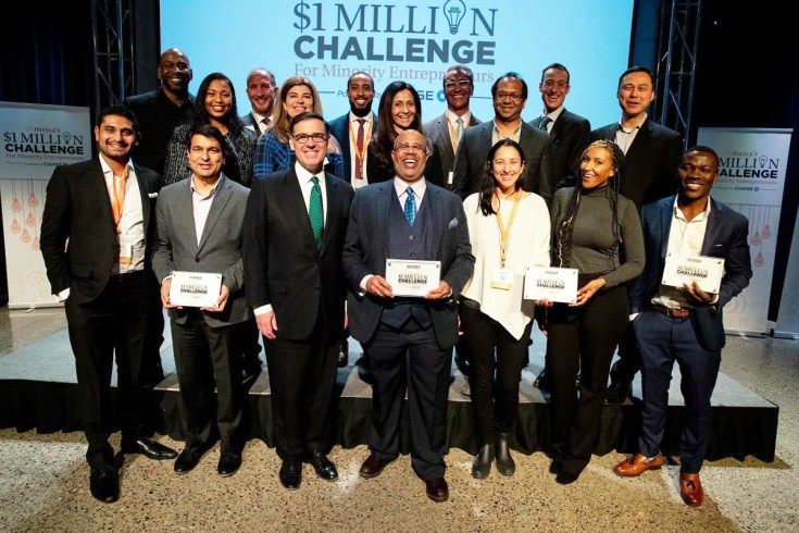 Meda $1M dollar challenge winners