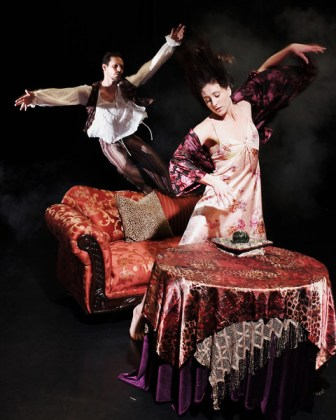 Shapiro & Smith Dance presents Notes From a Seance @ Barbara Barker Center for Dance
