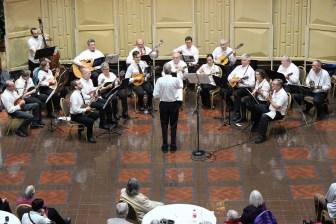 Sundays at Landmark: Minnesota Mandolin Orchestra @ Landmark Center