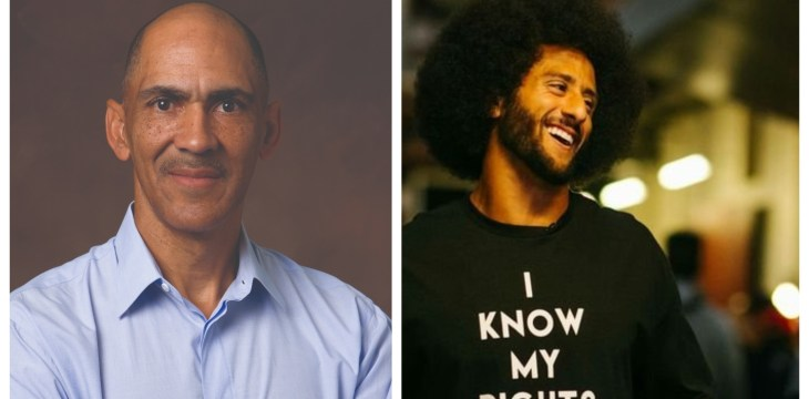 Tony Dungy says NFL picked worst possible date for Kaepernick workout