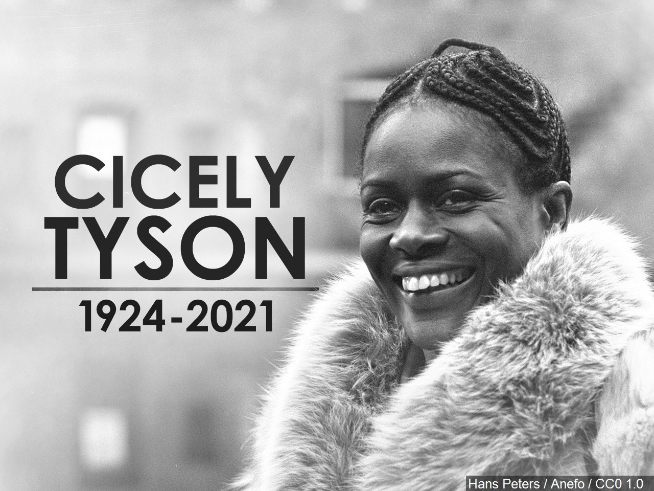 Hollywood icon Cicely Tyson has died at 96