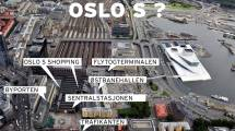 Oslo Central Station - Spol