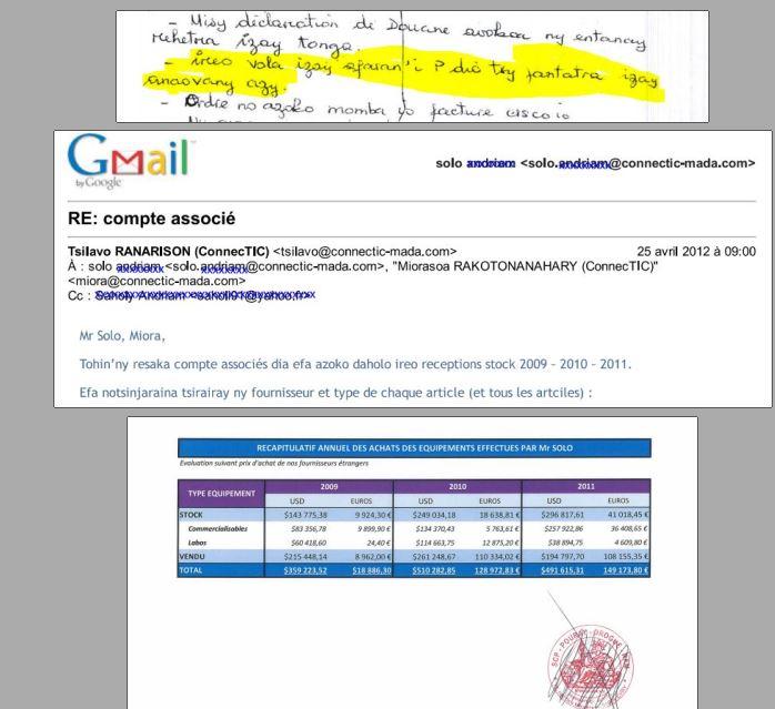 NEXTHOPE RANARISON ment %C3%A9hontement pdt le proc%C3%A8s du 8 d%C3%A9cembre 2015 dossier 1 - Les 76 virements internationaux de1.047.060 euros que RANARISON Tsilavo considèrent comme illicites ont une contre partie et les 76 OVs ont été signés par le plaignant lui-même : la preuve complète est ici !
