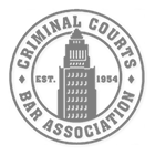 Criminal Courts Bar Association logo
