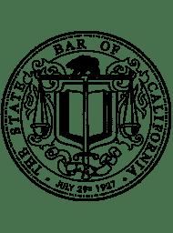 Bar of California Badge