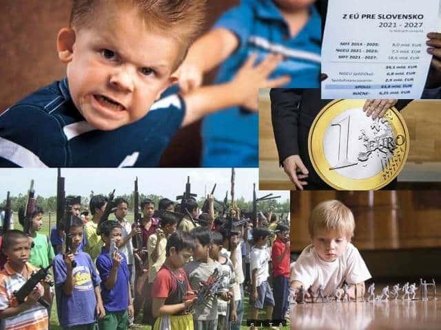 Nebezpečná detinskosť je pri moci na Slovensku