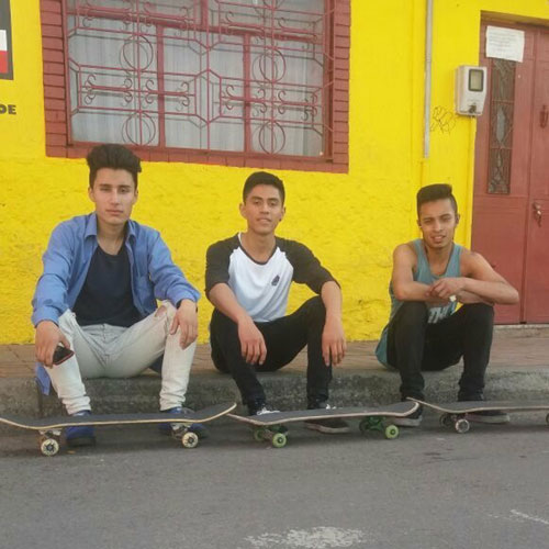 Duvan about skateboarding in Colombia