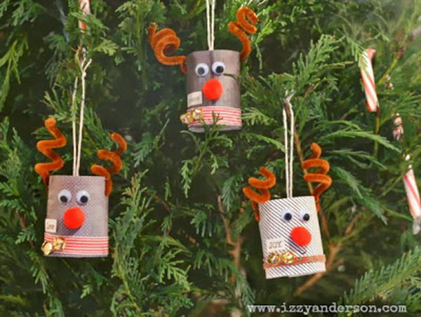 60 Homemade Animal Themed Toilet Paper Roll Crafts