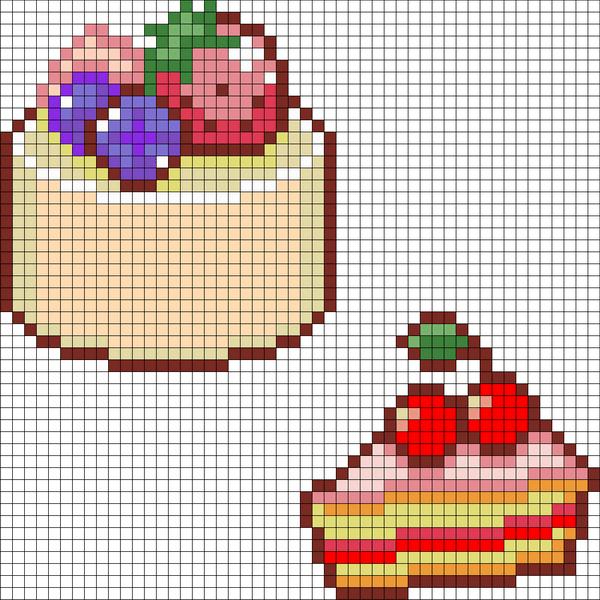 Easy Apple Cake Kids