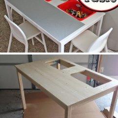 Kitchen Drawer Organizer Ikea Glass Tables Round Creative Lego Storage Ideas