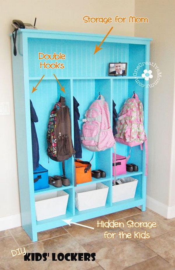 Children S Room Toy Storage Ideas Novocom Top