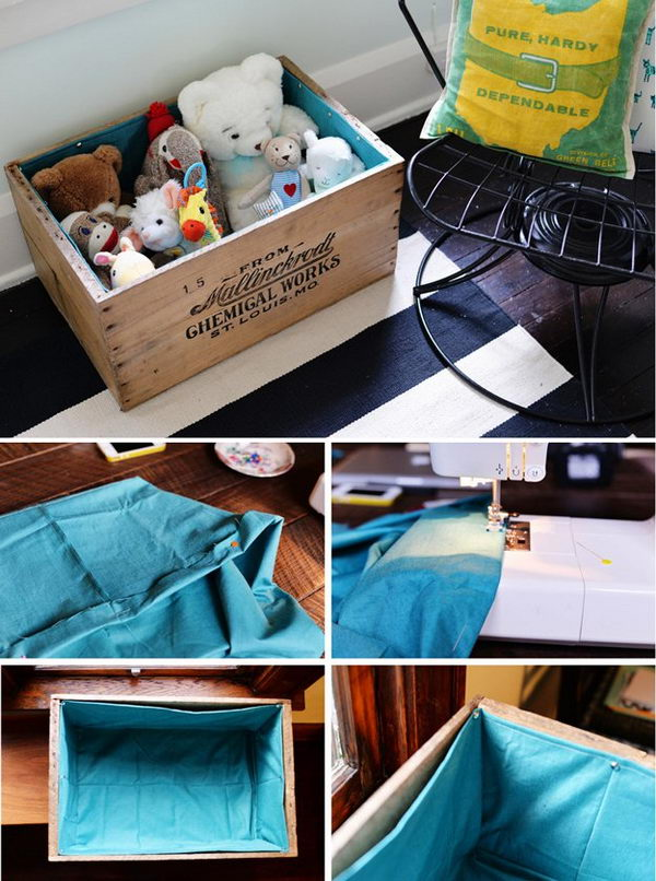 25 Clever DIY Toy Storage Solutions  Ideas