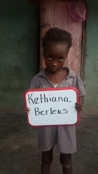Kethiana Berleus