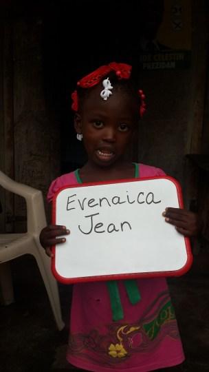 Evenaica Jean