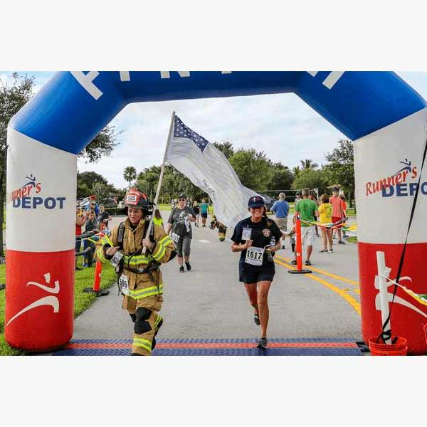 Stephen Siller Tunnel to Towers 5K Run & Walk
