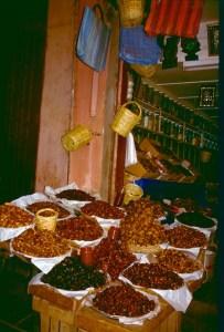 Marokko Souk