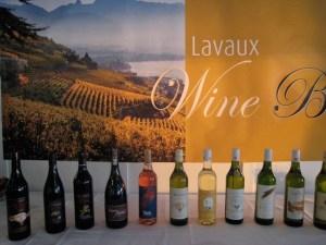 Lavaux-Weinterrassen + Weine