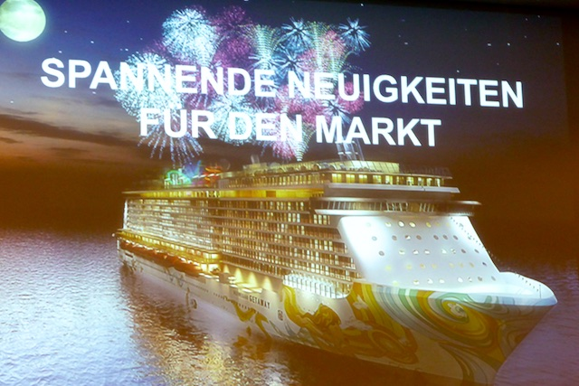 Hamburg Kreuzfahrt Norwegian Getaway