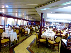 Ocean Diamond Restaurant