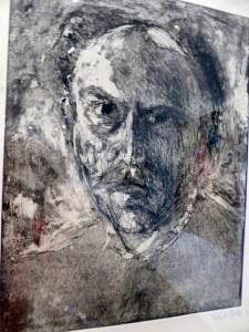 Hamburg Kunsthalle Emil Nolde E N Selbstbildnis 1908