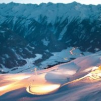 """Wildkogel-Arena: die längste """"Rodlerkette"""" für den Guinness World Records-Titel"""