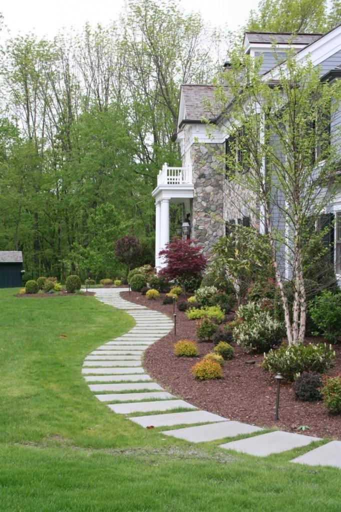 Residential Landscaping Harding Township NJ  Sponzilli