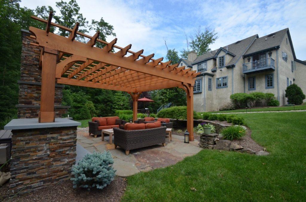 Back Garden Landscape Designs