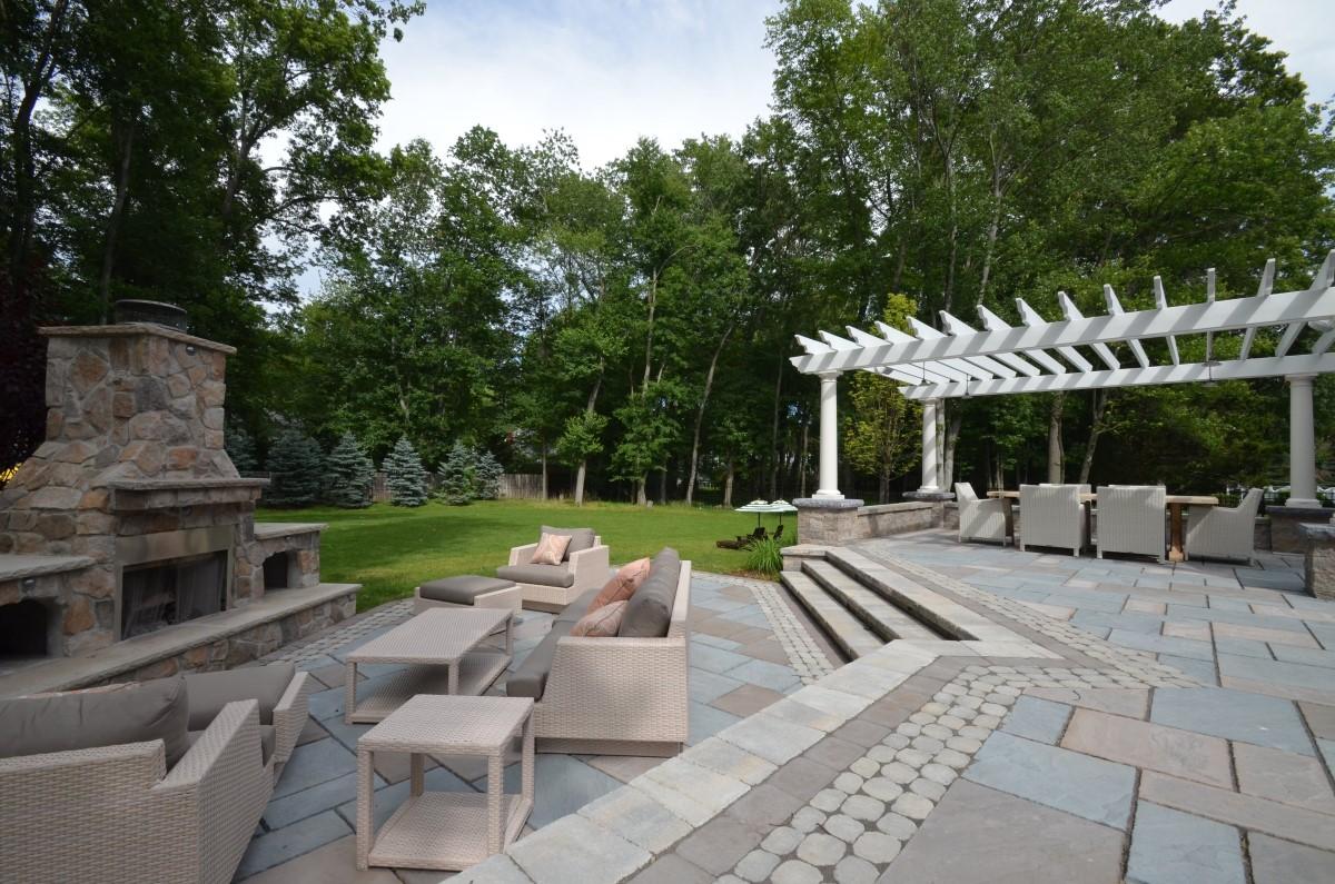 Outdoor Kitchen And Entertainment Dreamscape Florham Park