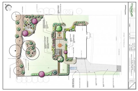 sponzilli landscaping group residential